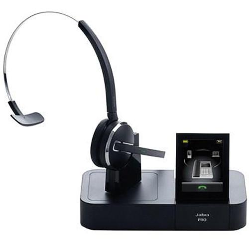 Jabra Pro 9470 Single-Ear Wireless Headset