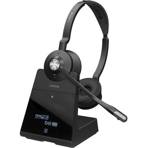 Jabra Engage 75 Stereo Wireless DECT On-Ear Headset