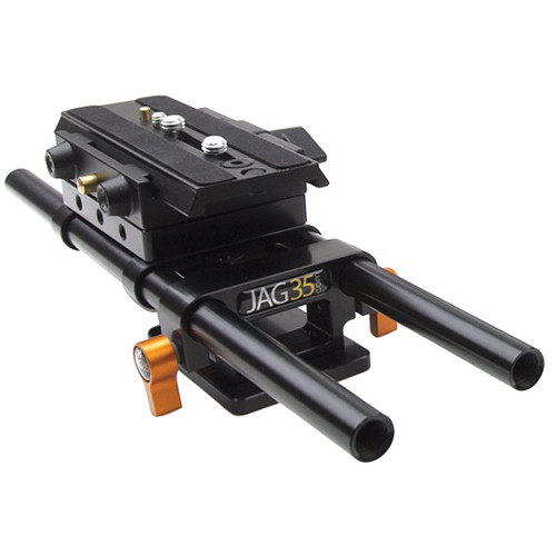 JAG35 FS-100 Baseplate with Manfrotto 357 Quick Release System