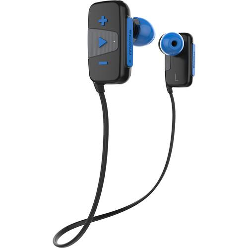 jam Transit Mini Wireless Earbuds (Blue)