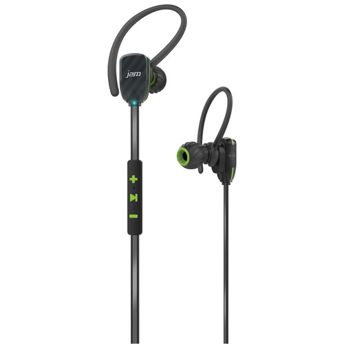 jam Transit Micro Sport Wireless Earbuds (Green)