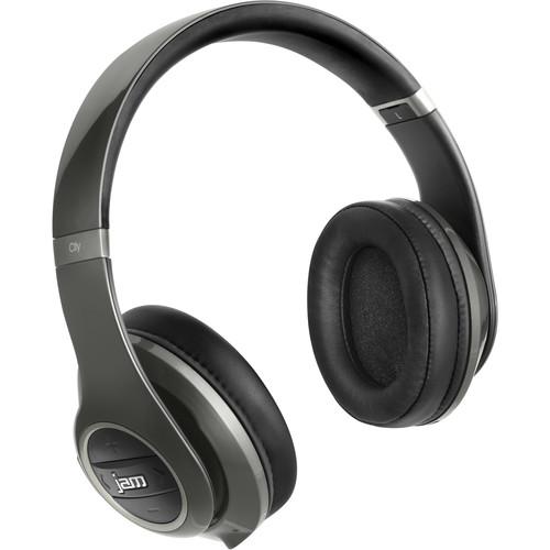 jam Transit City Noise Canceling Headphones (Silver)