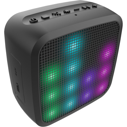 jam Trance Mini LED Bluetooth Light Show Speaker