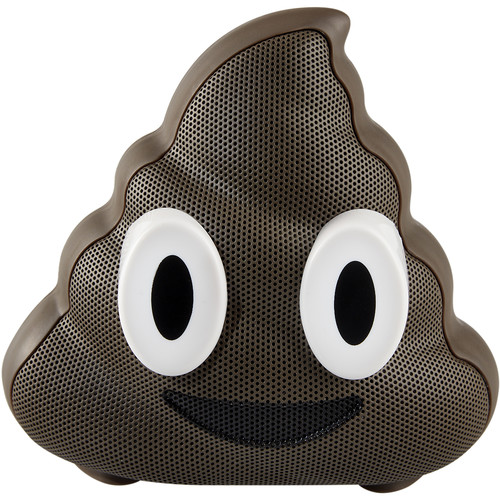 jam Jamoji Bluetooth Wireless Speaker (Chocolate Swirl)