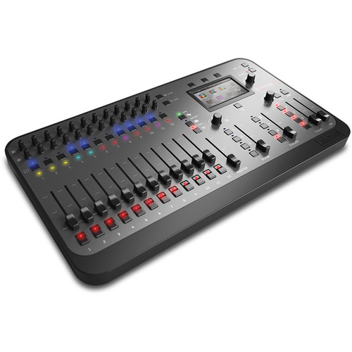 Jands Stage CL Lighting Console 512 Channel with Edison Power Lead
