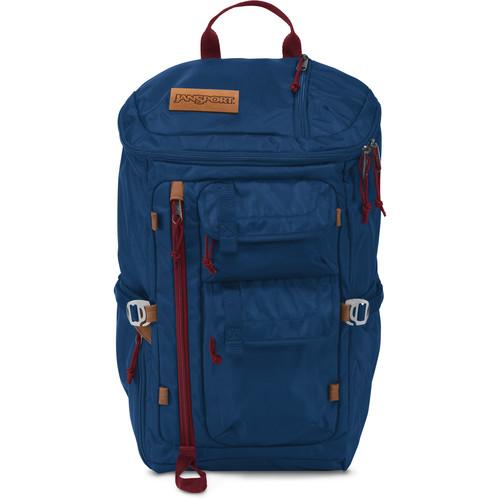 JanSport Watchtower 28L Backpack (Midnight Sky)