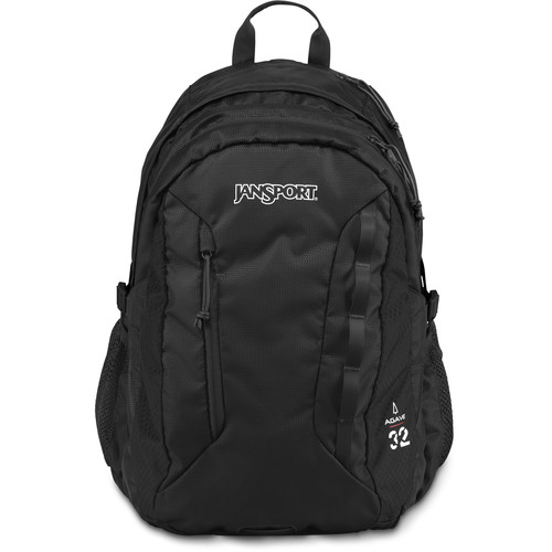 JanSport Agave 32L Backpack (Black)