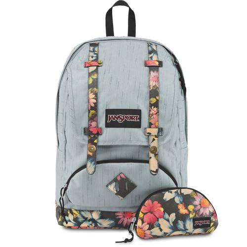 JanSport Baughman 25L Backpack (Multi Garden Delight)