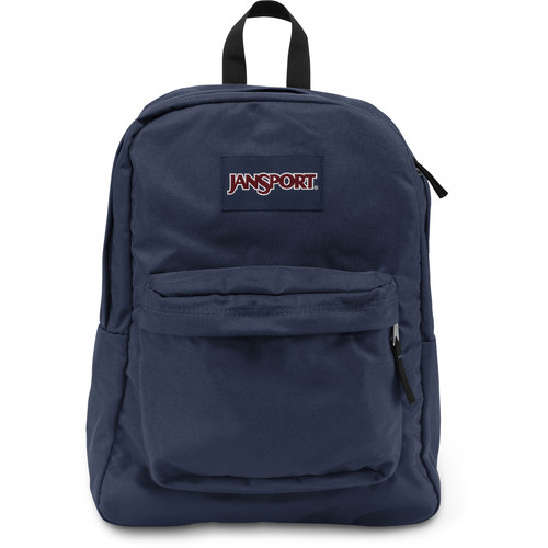 JanSport SuperBreak 25L Backpack (Navy)