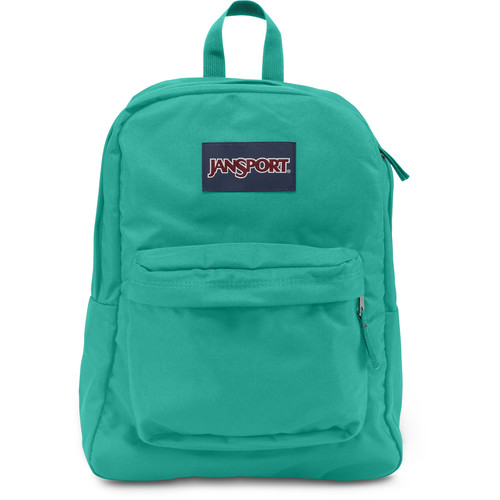 JanSport SuperBreak 25L Backpack (Spanish Teal)