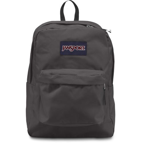 JanSport SuperBreak 25L Backpack (Forge Gray)