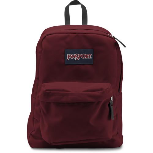 JanSport SuperBreak 25L Backpack (Viking Red)