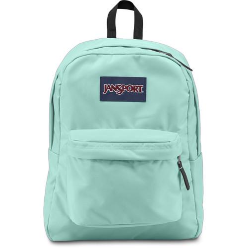 JanSport SuperBreak 25L Backpack (Aqua Dash)
