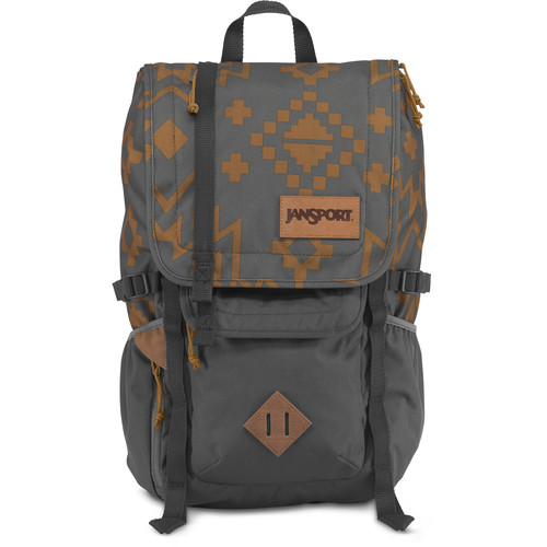 JanSport Hatchet 28L Backpack (Mud Hut Crossroad)