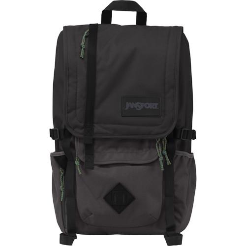 JanSport Hatchet 28L Backpack (Gray Tar)