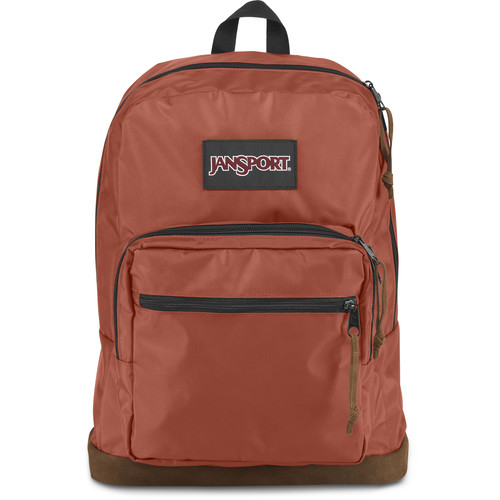 JanSport Right Pack Digital Edition 31L Backpack (Burnt Henna Ballistic Nylon)