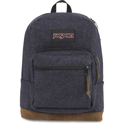 JanSport Right Pack Digital Edition 31L Backpack (Navy Blue Felt)