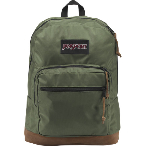 JanSport Right Pack Digital Edition 31L Backpack (Muted Green)