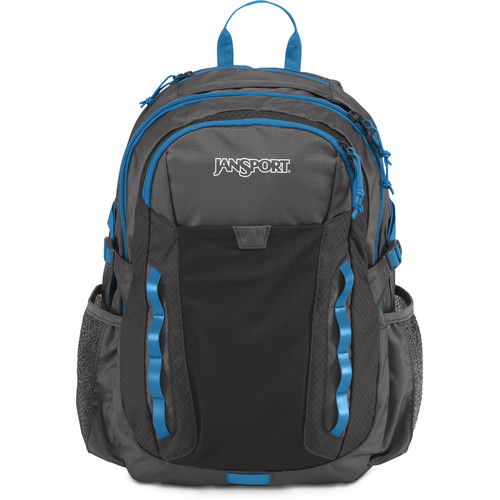 JanSport Ashford 31.5L Backpack (Forge Gray)