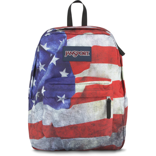 JanSport High Stakes Backpack (Multi Grunge USA)