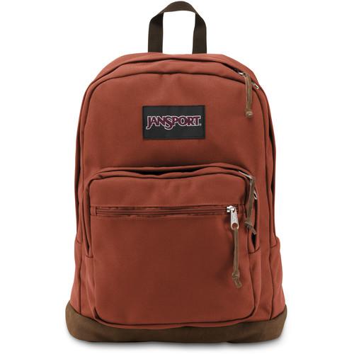 JanSport Right Pack 31L Backpack (Burnt Henna)