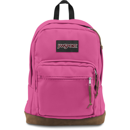 JanSport Right Pack 31L Backpack (Lipstick Kiss)
