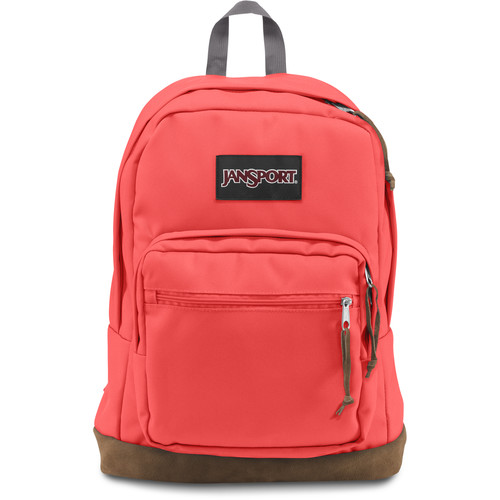 JanSport Right Pack 31L Backpack (Tahitian Orange)