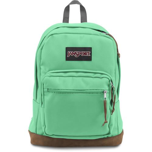 JanSport Right Pack 31L Backpack (Seafoam Green)