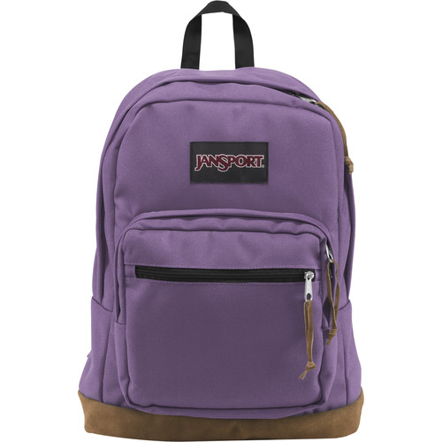 JanSport Right Pack 31L Backpack (Purple Frost)