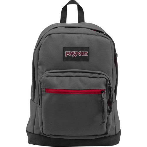 JanSport Right Pack 31L Backpack (Forge Gray)