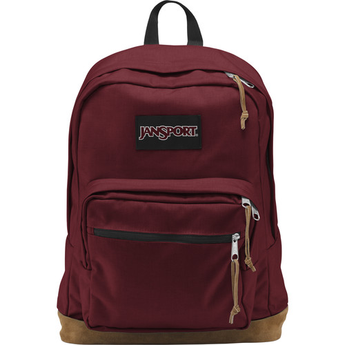 JanSport Right Pack 31L Backpack (Viking Red)