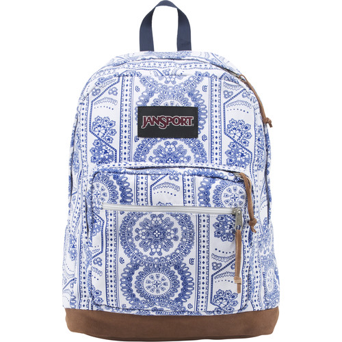 JanSport Right Pack Expressions 31L Backpack (White Swedish Lace)
