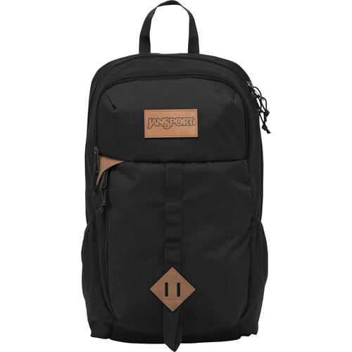 JanSport Hawk Ridge Backpack (Black)