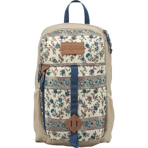 JanSport Hawk Ridge Backpack (Corsair Blue / Henna Vine)