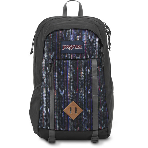 JanSport Fox Hole 25L Backpack (Multi Active Chevron)