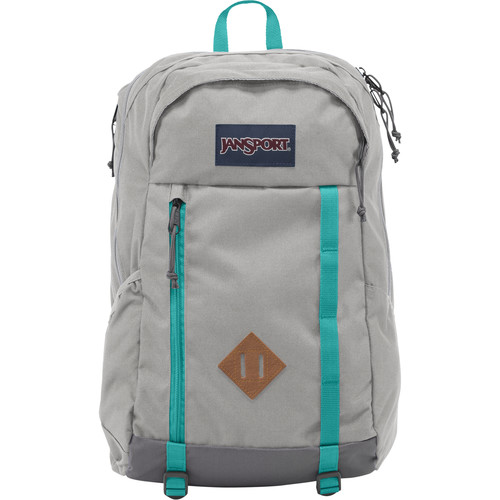 JanSport Fox Hole 25L Backpack (Gray Rabbit)