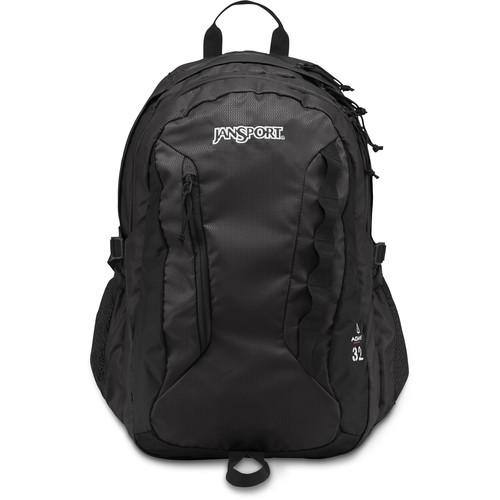 JanSport Agave 32L Backpack (Black)