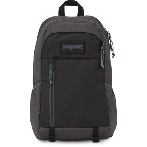 JanSport Fox Hole 25L Backpack (Gray Tar)