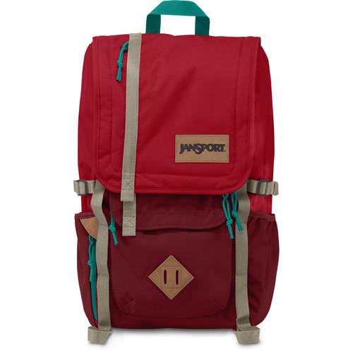 JanSport Hatchet 28L Backpack (Red Tape)