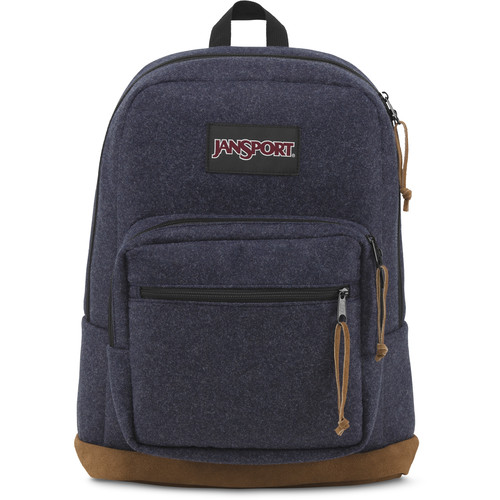 JanSport Right Pack Digital Edition 31L Backpack (Navy Blue Felt)