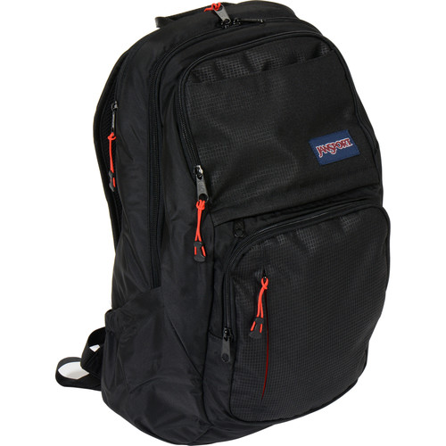 JanSport Broadband 30L Backpack (Black)