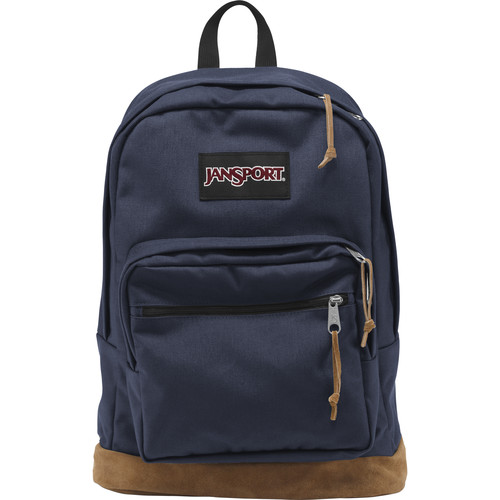 JanSport Right Pack Backpack (Navy)