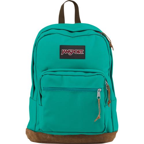 JanSport Right Pack Backpack (Spanish Teal)