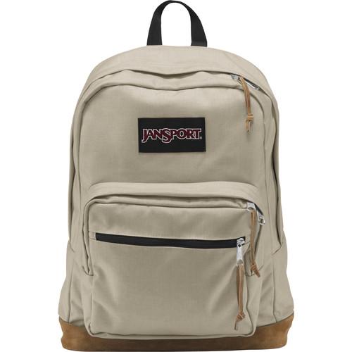 JanSport Right Pack Backpack (Desert Beige)