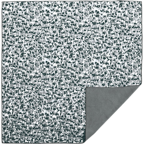 Japan Hobby Tool EASY WRAPPER Protective Cloth (Large, Black and White Camouflage)