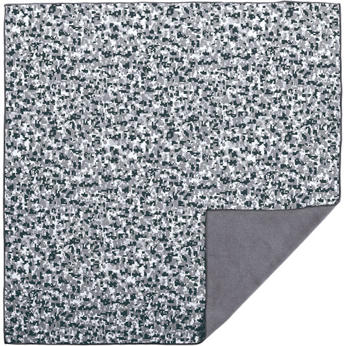Japan Hobby Tool EASY WRAPPER Protective Cloth (Small, Black and White Camouflage)