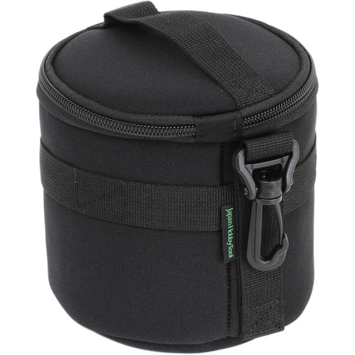Japan Hobby Tool Daruma Aircell Lens Bag (Black)