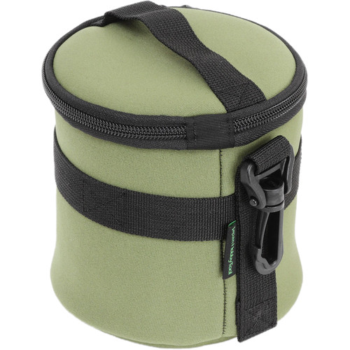 Japan Hobby Tool Daruma Aircell Lens Bag (Olive Green)