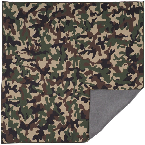 Japan Hobby Tool EASY WRAPPER Protective Cloth (Extra Large, Camouflage)