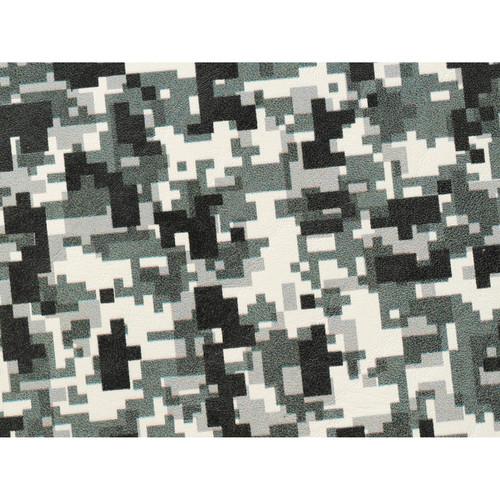 Japan Hobby Tool Camera Leather (Cowhide, 8500 Digital Camouflage)
